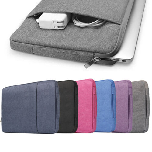 Sleeve Case Cover Notebook Pouch For MacBook Air Pro Retina 11.6 13.3 15.4