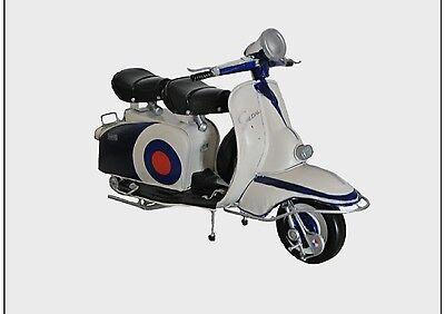 1958-1962 lambretta series 1 Li150 special tin plate model scooter target livery