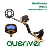 Premium Deep Searching Sensitive Metal Detector Gold Digger Treasure Hunter