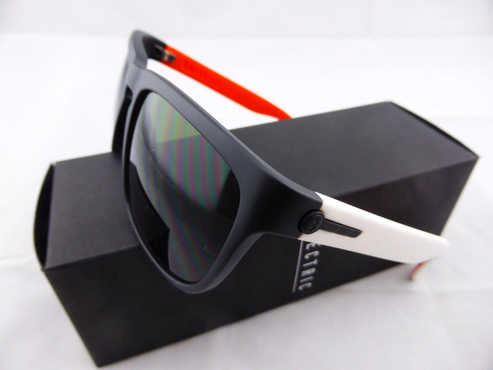 bfb6430d21 Electric Knoxville Sunglasses Orange Blast   Melanin Grey Lens ...