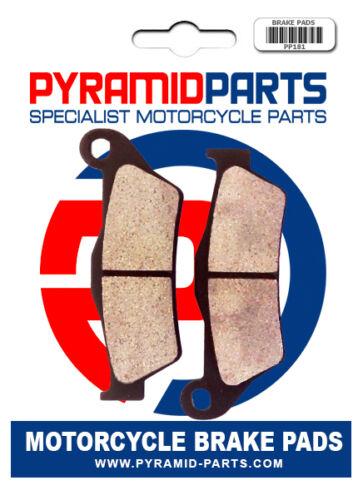 KTM LC4 640 Adventure 99-04 Front Brake Pads