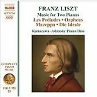 Franz Liszt - Liszt: Music for Two Pianos (2008)