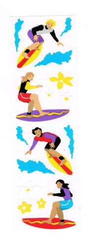 MRS GROSSMANS SURFING STICKER STRIP BN /& NLA