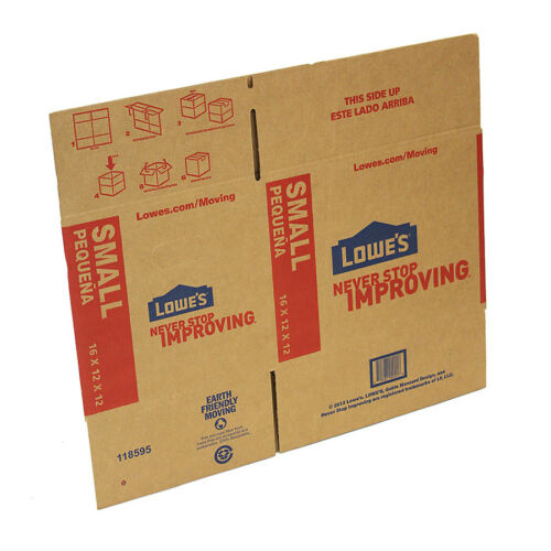 """Small CARDBOARD BOXES 16/"""" x 12/"""" STORAGE MOVING SHIPPING PACKING MAIL PACK OF 5"""