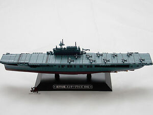 Miniature maquette eaglemoss us navy porte avion uss enterprise 1942 midway ebay - Porte avion gi joe a vendre ...