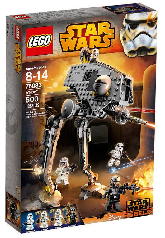NEU LEGO® REBELS Star Wars 75083 - AT-DP NEU & OVP Agent Kallus Stormtrooper