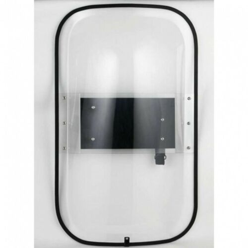 Enhanced Tactical Training Police Transparent PC Anti-riot Riot Shield