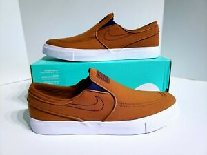 official photos 59f70 46dcb Image is loading Nike-SB-Zoom-Stefan-Janoski-Canvas-Skateboarding-Shoes-