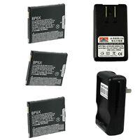 3x Brand New BP6X Battery For Motorola Droid A855 Droid 2 A955 CLIQ MB200 I1