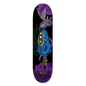 Dragon-Ball-Super-x-Primitive-Skate-Robert-Neal-Beerus-8-125-Skateboard-Deck