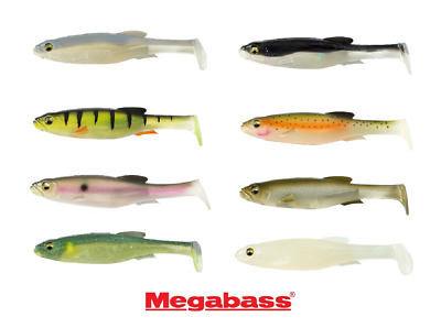"Choose Color Megabass 8/"" Magdraft Swimbaits"