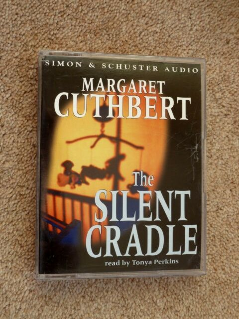 MARGARET CUTHBERT - THE SILENT CRADLE   - AUDIO BOOKS  -   (   2 CASSETTES   )