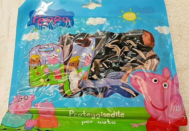 Proteggisedile Anteriore Peppa Pig  - eOne - Nuovo