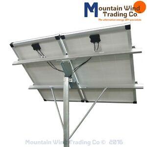solar panel stand design pdf