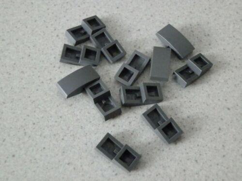 Lego 11477# 12x Schrägstein 2x1 grau neu dunkelgrau 75083 75015 75106