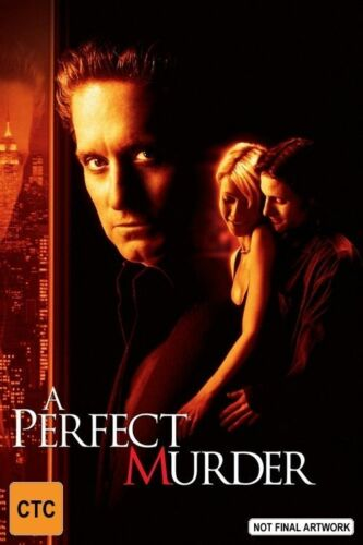 1 of 1 - A Perfect Murder (DVD, 1999)