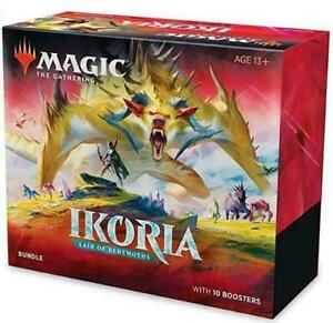 MTG Ikoria: Lair of Behemoths Bundle Box New Sealed English
