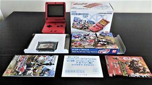 Gameboy-Advance-SP-Gundam-Char-Limited-Console-BRAND-NEW-JAPAN