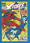 Marvel Comics X-FORCE 11 (1991 1st Series) Deadpool Cover 1st Appearance Domino