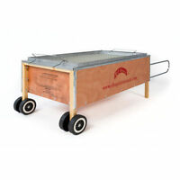 Caja China Roasting Box La Caja Asadora Pig Roaster W/ Free Syringe