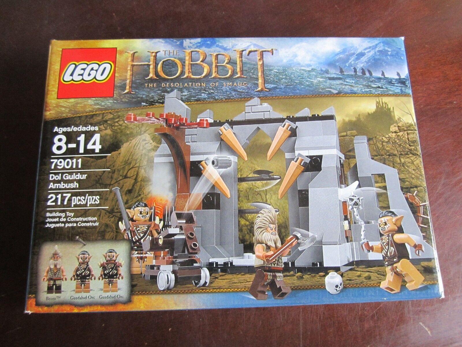 Lego New Hobbit Desolation Smaug Dol Guldur Ambush Beorn Gundabad orc