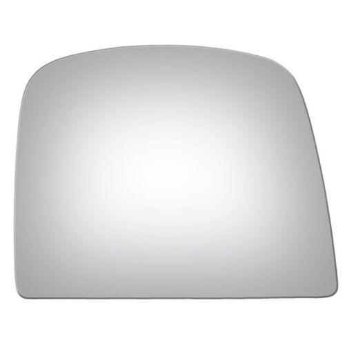 Upper Savana Passenger Replacement Mirror Glass For Chevy Express