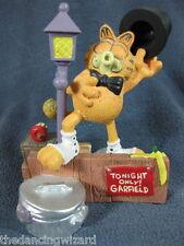 Garfield Midnight Serenade Figurine Danbury Mint Jim Davis 1993 Cat EUC Boxed