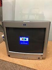 "hp S9500 9500 CRT 19"" monitor HARDLY USED OPEN BOX"