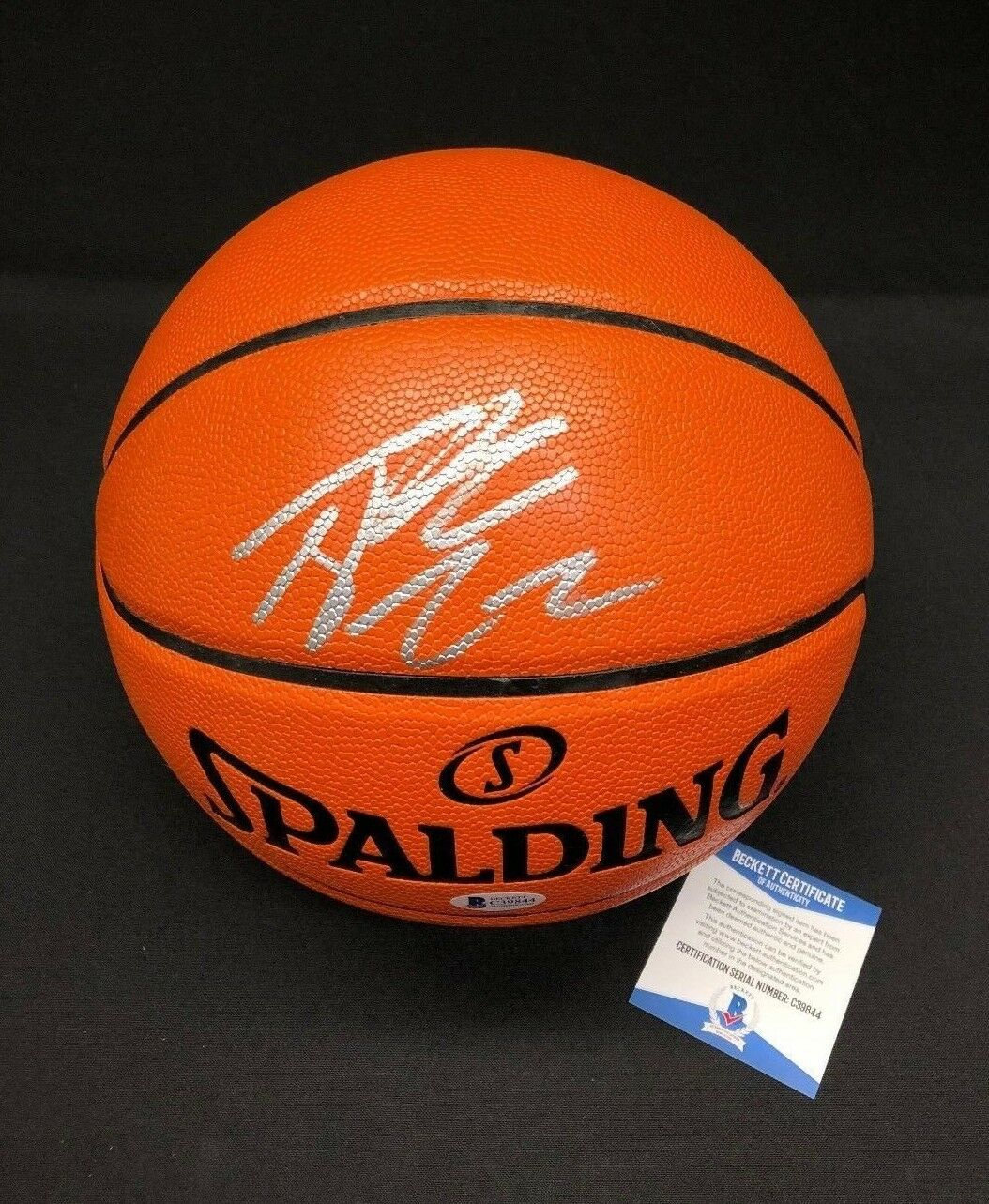John Wall Signed Spalding Game Ball Series Basketball *Chicago Bulls BAS