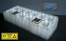 Socket B LGA1366 1356 CPU Tray for Intel i7 Xeon E5 Processors - Qty 10 fits 120