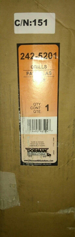 DORMAN 242-5201 RADIATOR GRILLE