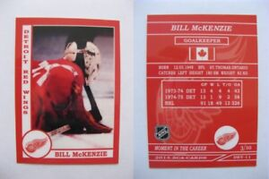 2015-SCA-Bill-McKenzie-rare-Detroit-Red-Wings-goalie-never-issued-produced-d-10