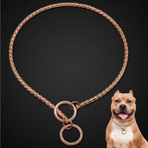 Stainless-Steel-Curb-Chain-Large-Dog-Trainning-Collar-Choker-for-Pitbull-Boxer