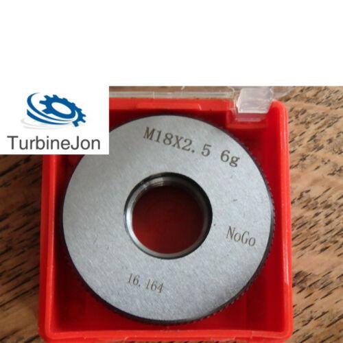 gage UK Supplier Go or NoGo M24 x 2 Metric Thread Ring Gauge
