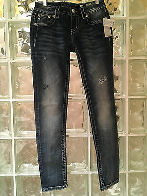 NWT Miss Me Signature Skinny Jeans  Size 26
