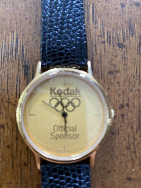 Kodak Official Sponsor Olympic Wrist Watch Battery For Sale Online Ebay