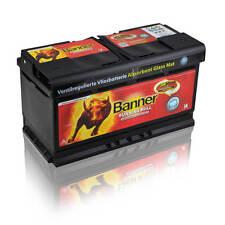 Banner Running Bull 59201 AGM 92Ah 12V Autobatterie