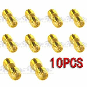 10pcs-SMA-male-jack-to-SMA-male-jack-Straight-RF-Connector-Adapter