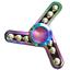 Bangers-doigt-Spinner-main-Spin-Titanium-EDC-Bearing-Focus-Stress-Jouet-Arc-en-UK miniature 9