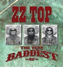 ZZ TOP - VERY BADDEST OF ZZ TOP (DOUBLEDISC EDITION),THE 2 CD NEU