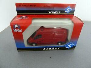 SOLIDO-1-50-Pompier-RENAULT-MASTER-2160