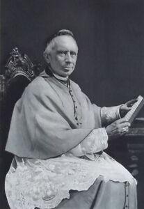 REVEREND-WILLIAM-ELDER-Archbishop-of-Cincinnati-Portrait-1889-Antique-Print