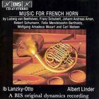 Linder Albert Lansky Otto IB Music for French Horn CD Album Bis