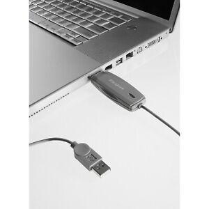 NEW Targus File Share Transfer Cable MAC PC Vista/XP Windows 10 7 USB ACC9602US