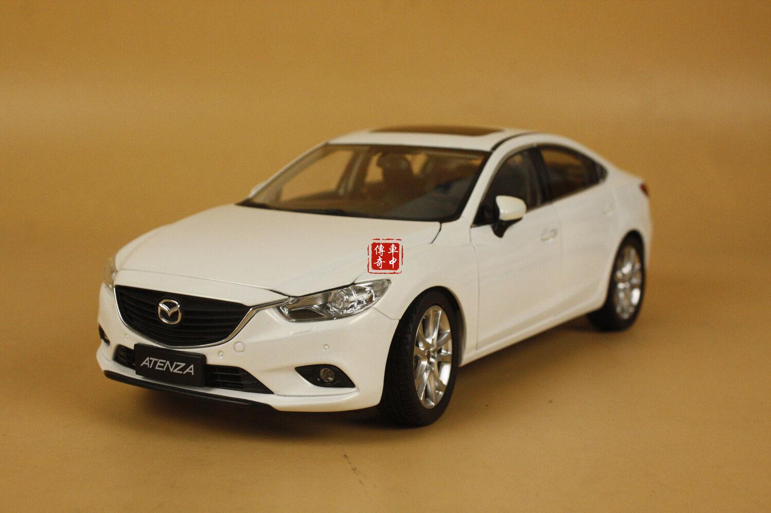 1 18 2014 Nuevo Mazda 6 Atenza Modelo Color blancoo + Regalo