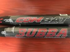 Combat Bubba Baseball Bat SL 2 5/8 big barrel USSSA 1.15BPF Easton Warranty