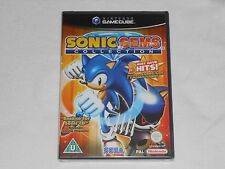 NEW Sonic Gems Collection Nintendo GameCube PAL Game Cube hedgehog SEALED UK PAL