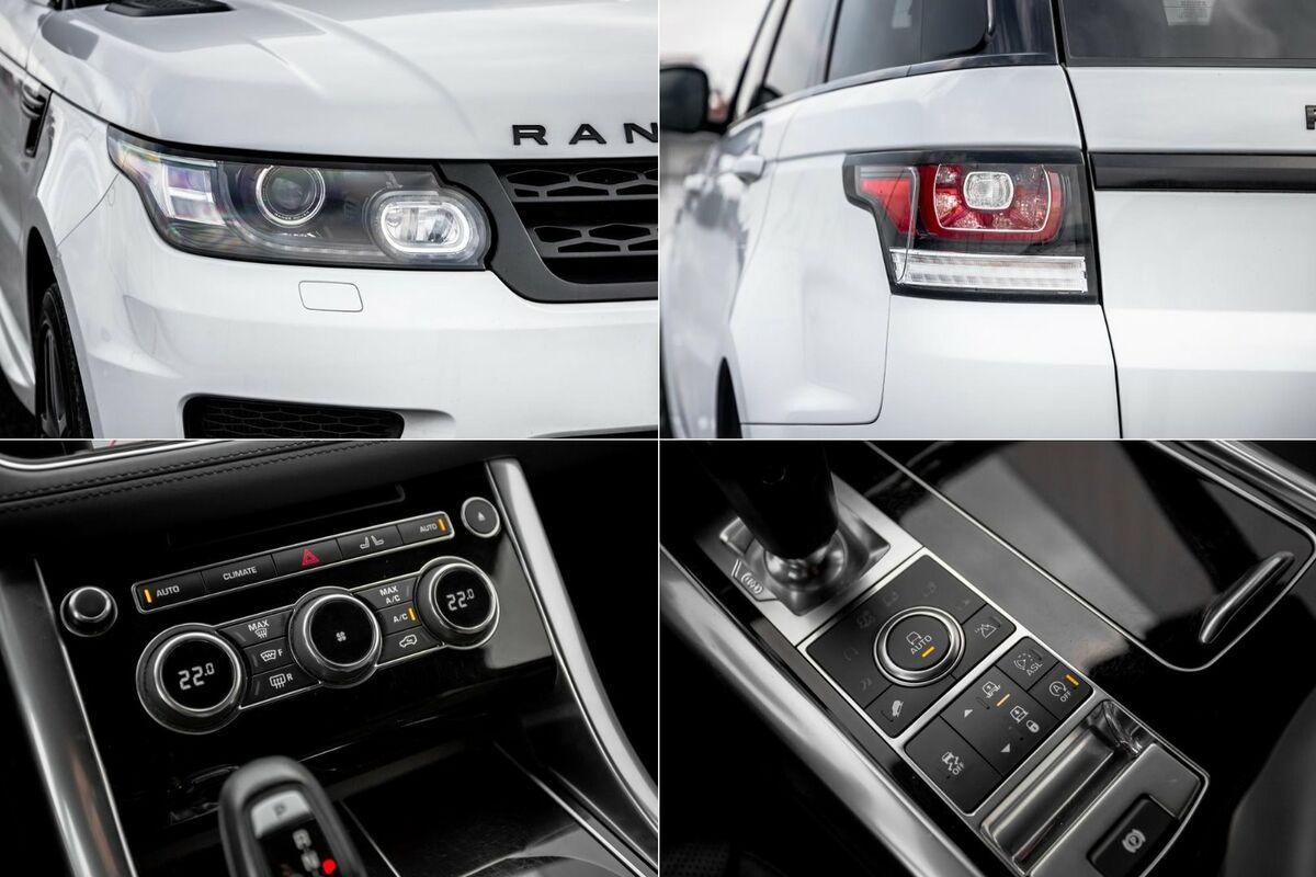 Land Rover Range Rover Sport SCV8 Autobiography Dynamic aut