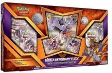 Pokemon Mega Aerodactyl-Ex Premium Card Game Collection Box (Multi-Colour)