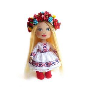 Rag-Doll-Handmade-doll-OOAK-Doll-Textile-Decorative-Doll-Collector-Art-Dolls